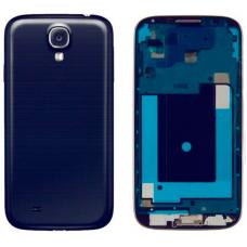 Корпус Samsung Galaxy S4 GT-i9500 синий