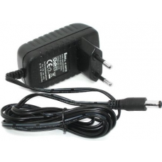 Блок питания для роутеров 12V 1A (5.5x2.5мм) (black)