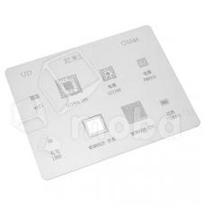 BGA трафарет G1046 ( PM8916/LC1860/LC1160/MSM8928 CPU/MSM8928/7554-1/SBM1360 )