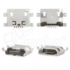 Разъем MicroUSB для Fly DS131/FS504/IQ436i/IQ4404/IQ4418/IQ4490/IQ4504