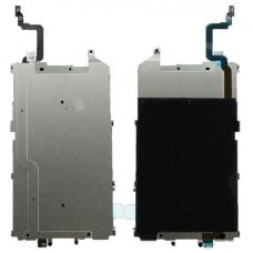 Шлейф межплатный для iPhone 6 с металлической пластиной