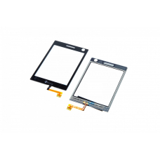 Сенсорное стекло,Тачскрин HTC P3700/T7272 Touch pro