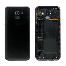 Корпус Samsung Galaxy J6 (2018) SM-J600F черный
