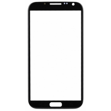 Стекло для дисплея Samsung Galaxy Note 2 GT-N7100 черное