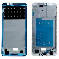 Рамка дисплея для Huawei Honor 7X Белая