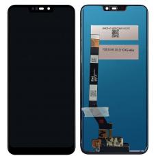 Дисплей с тачскрином Asus ZenFone Max M2 ZB633KL черный оригинал