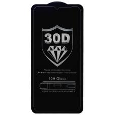 Защитное стекло полное для Samsung Galaxy A02 A022F / A02S A025F / M12 M127F черное